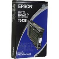 Epson Tinte (T543800) matt schwarz f. Pro 4000
