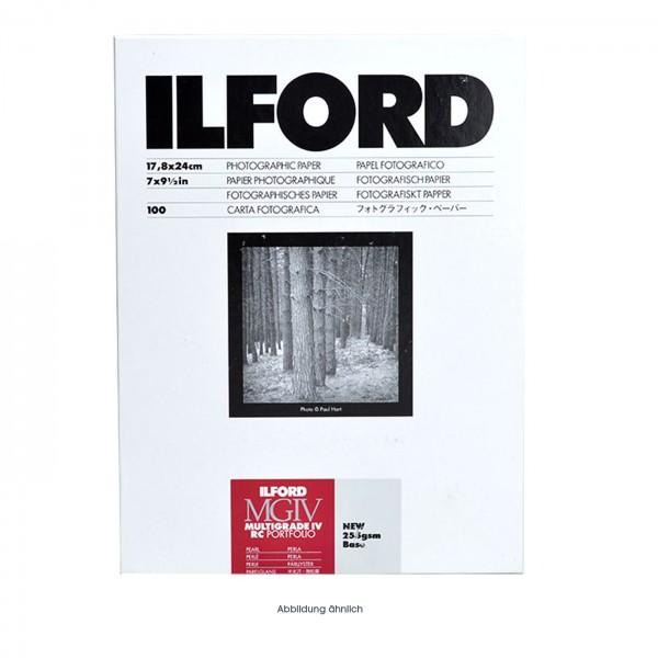 Ilford MG RC PORTFOLIO 44K perlmatt 10Bl., 30x40