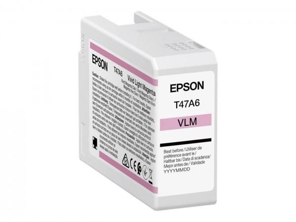 Epson Tinte T47A6 vivid light magenta