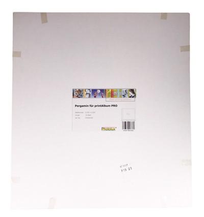 Photolux 20 Zwischenblätter 33x33cm f. Print Alben
