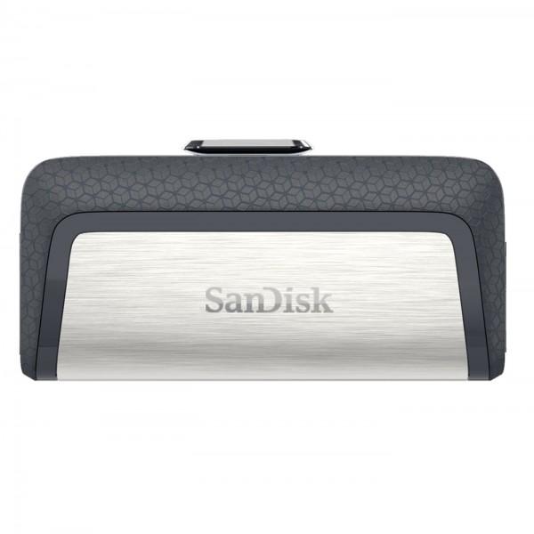 SanDisk Ultra Dual USB Drive USB 3.1/USB-C 256GB