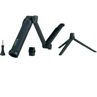 GoPro 3-Wege 3-in-1-Halterung Grip-Arm-Tripod