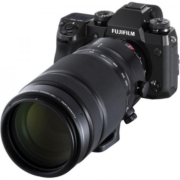 Fuji X-H1 Set +XF 4,5-5,6/100-400mm R LM OIS WR
