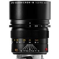 Leica Apo-Summicron-M asph.2,0/90mm schwarz