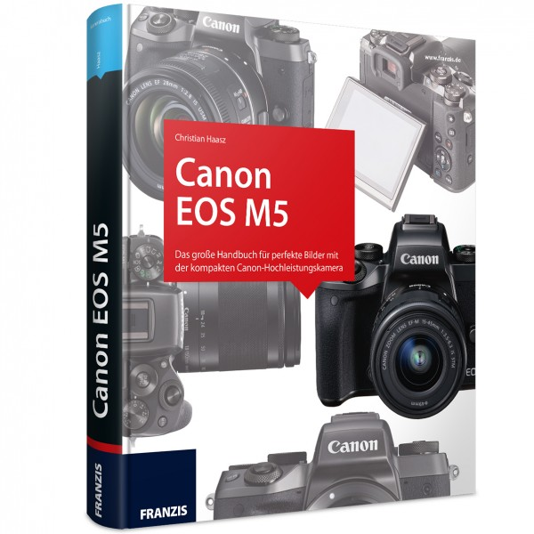 Buch: Canon EOS M5