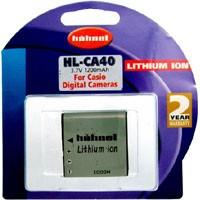 Hähnel Akku HL-CA40 Typ Casio NP-40