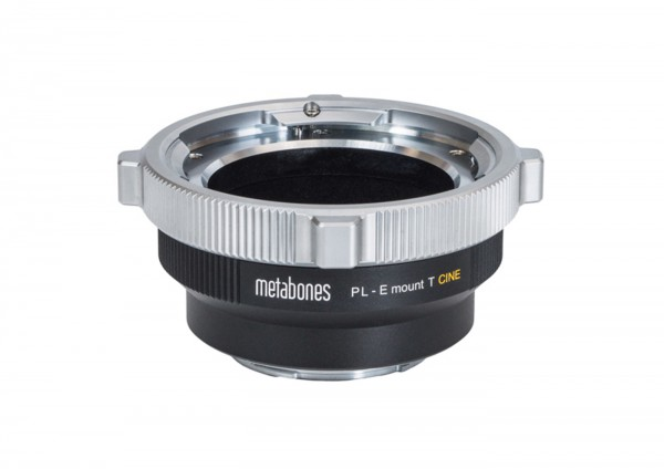 Metabones ARRI PL an Sony E-Mount T Adapter