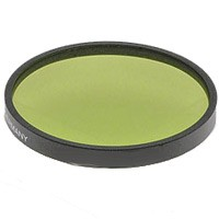 Aufsteck-Filter gelbgrün A 19 mm