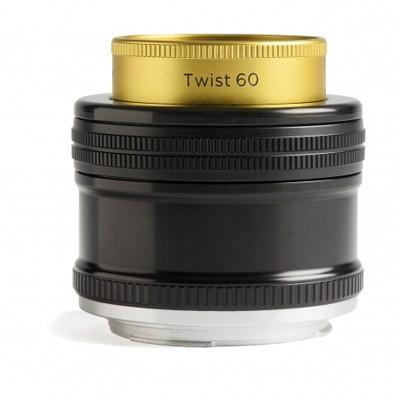 Lensbaby Twist 60, Nikon F