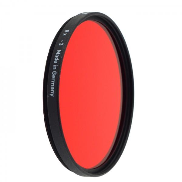 Heliopan Filter Rot hell 39mm