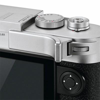 Leica Daumenstütze M10, silber