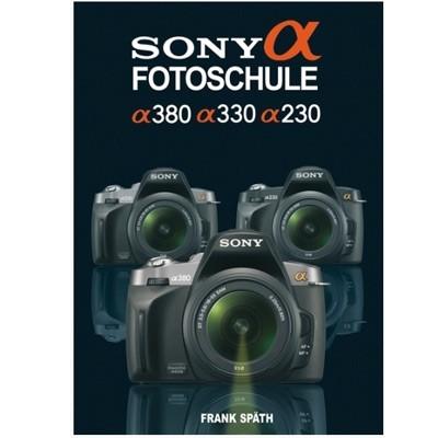 Buch: Sony alpha Fotoschule alpha 380, 330, 230