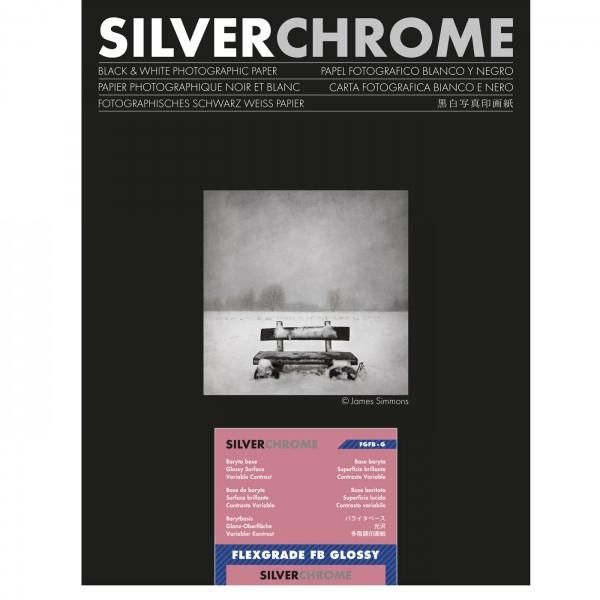 Silverchrome Flexgrade 25 Bl. 24x30 glossy FGFB-G