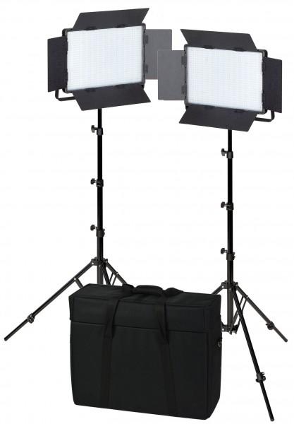 NANLITE LED-Flächenleuchte 1200CSA Set
