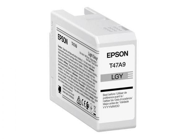 Epson Tinte T47A9 light gray