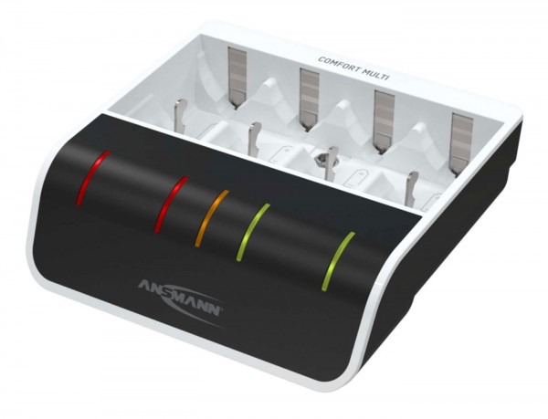 Ansmann Comfort Multi Ladegerät