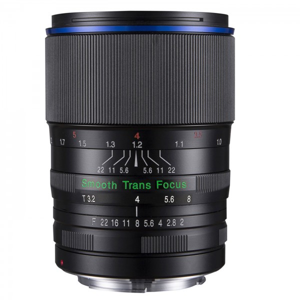 LAOWA 105mm f/2,0 (T3.2) STF für Nikon F