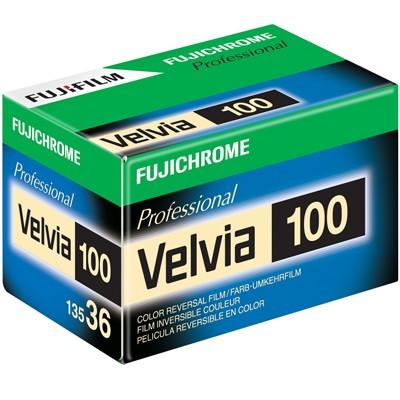 Fuji Chrome Velvia 100 Professional 135/36