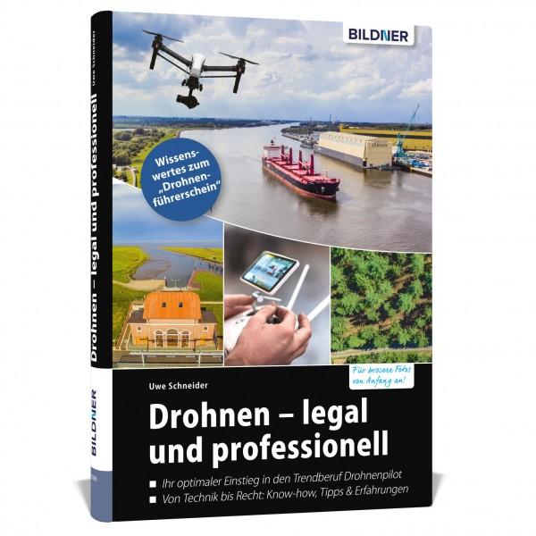 Buch: Drohnen - legal und professionell