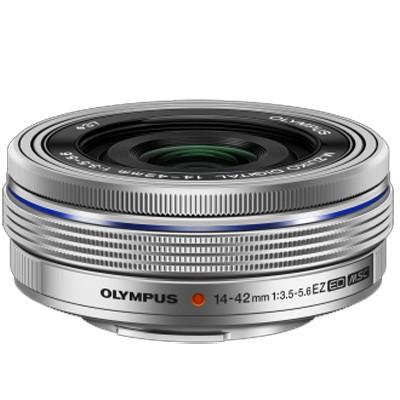 Olympus M.Zuiko Digital ED 3,5-5,6/14-42 EZ silber