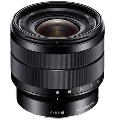 Sony SEL 4/10-18mm OSS