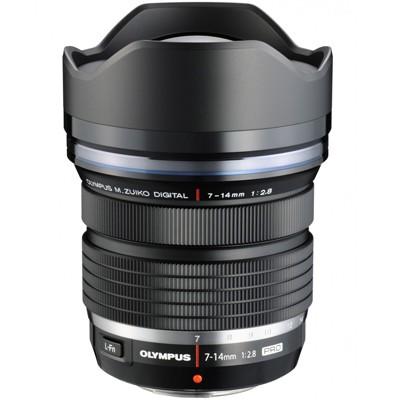 Olympus M.Zuiko Digital ED 2,8/7-14mm PRO