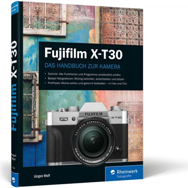 Buch: Fujifilm X-T30 Das Handbuch zur Kamera