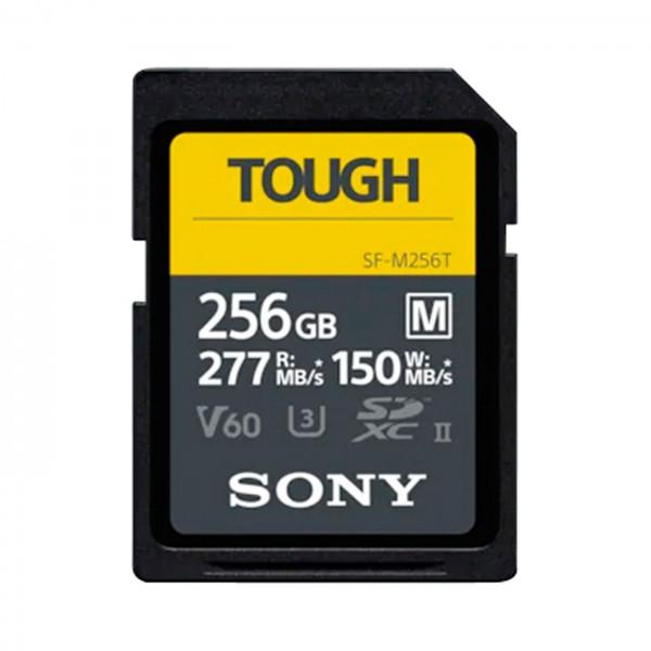 Sony SDXC SF-M Tough Class 10 UHS-II U3 256 GB