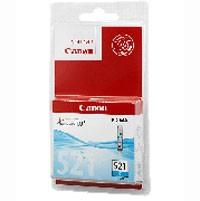 Canon Tintentank CLI-521C, cyan