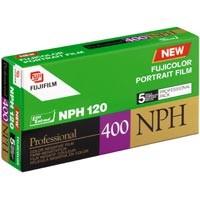 Fuji Prof. Film PRO 400 H -120, 5er-Pack