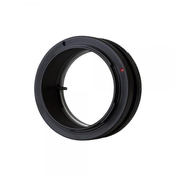 B.I.G. Objektivadapter Canon FD an Nikon Z