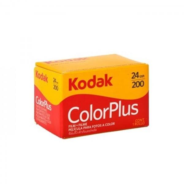 Kodak ColorPlus 200 Farbfilm 135/24