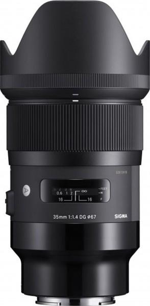 Sigma 1,4/35mm DG HSM [Art] für Sony E