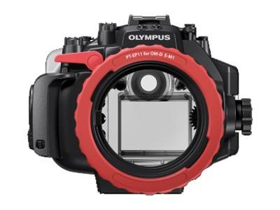 Olympus PT-EP14 Unterwassergehäuse f. E-M1 Mark II