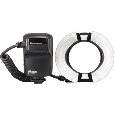 Nissin MF18 Ringblitz für Nikon i-TTL