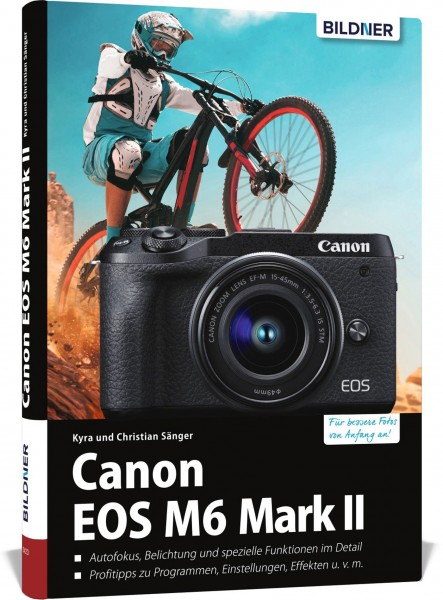 Buch: Canon EOS M6 Mark II