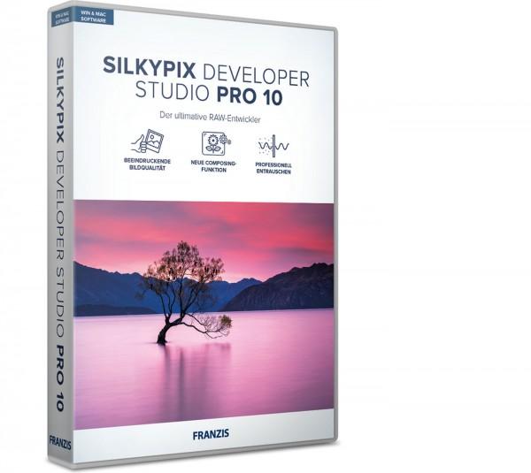 Franzis Silkypix Developer Studio PRO 10