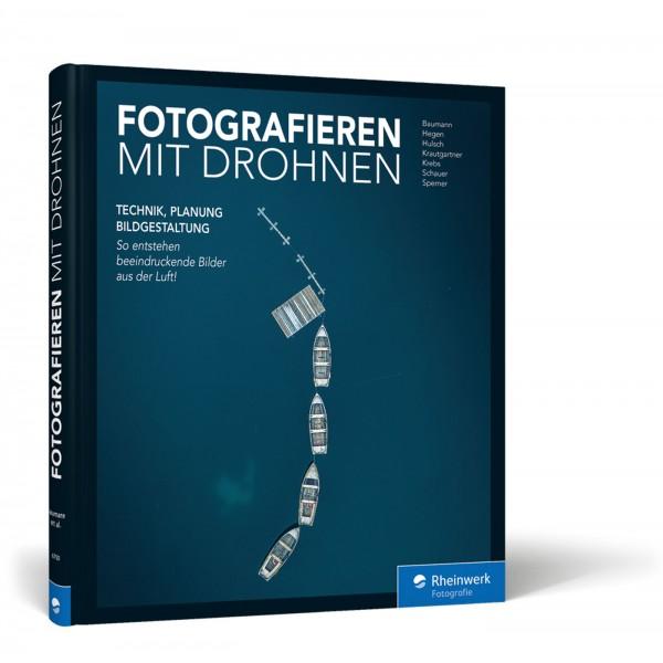 Buch: Fotografieren mit Drohnen