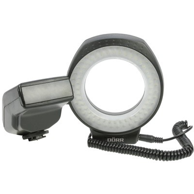Dörr LED Ringlicht Ultra 80 mit Blitz