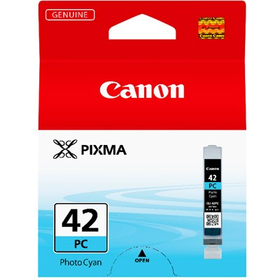Canon CLI-42PC, photo-cyan