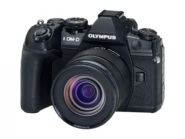 Olympus OM-D E-M1 II Set + 12-45mm f4.0 PRO