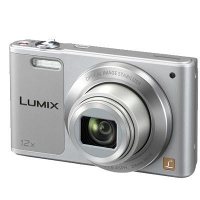 Panasonic Lumix DMC-SZ10, silber