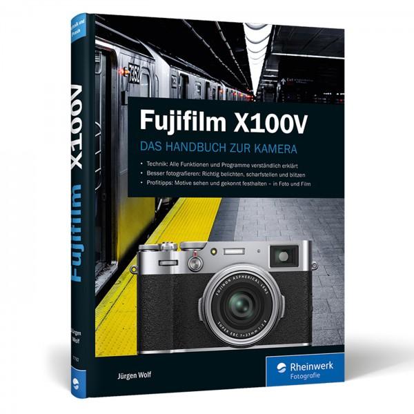 Buch: Fujifilm X100V - Das Handbuch zur Kamera