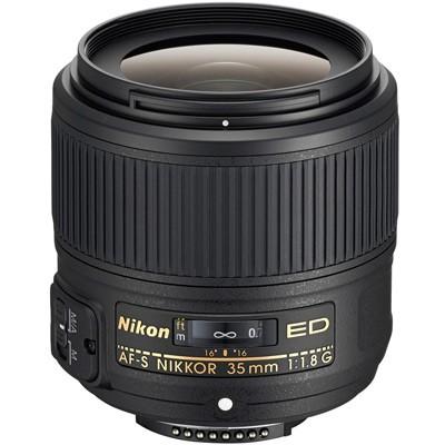 Nikon AF-S NIKKOR 1,8/35mm G ED