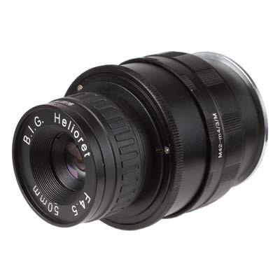 B.I.G. Makro Objektivset für Sony E