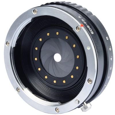 B.I.G. Objektivadapter Canon EOS EF an Fuji X