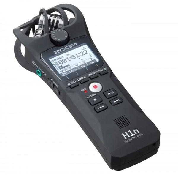 Zoom H1n Audio Recorder matt grau