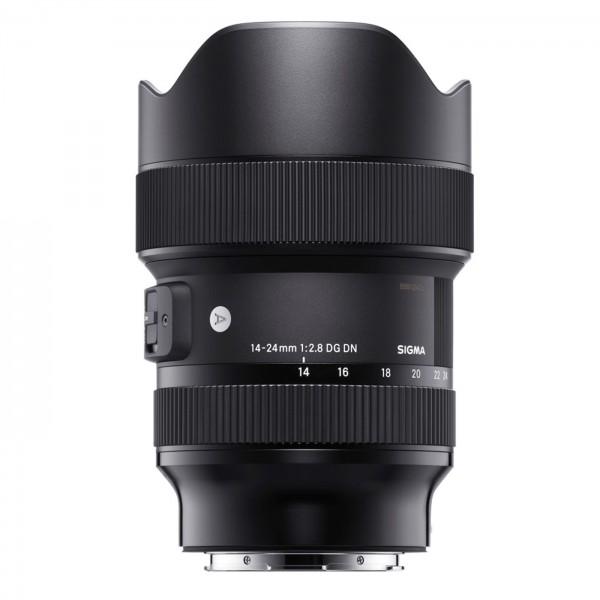Sigma 2,8/14-24mm DG DN ART für L-Mount
