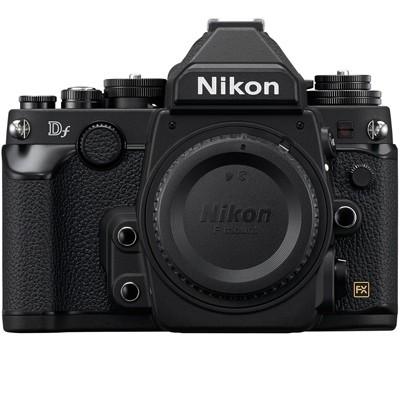 Nikon Df Gehäuse, schwarz
