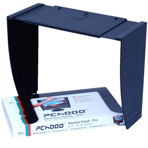 "PChOOD- Pro Monitorblende 15"" bis 26"""